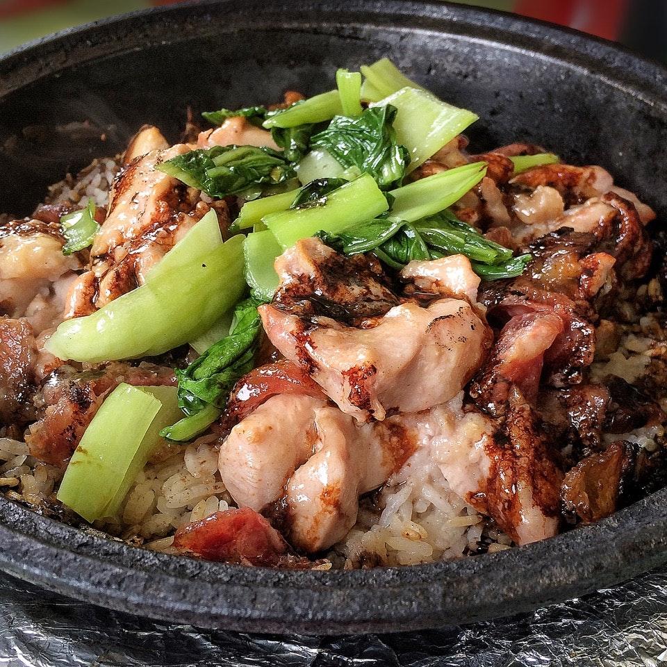 Claypot Rice $12
