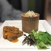 Edamame Tofu With Black Truffle Wild Rice $15.8