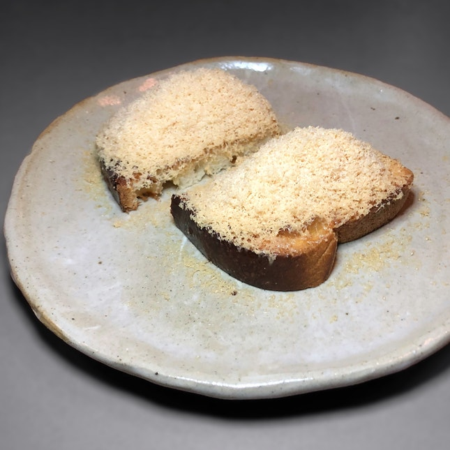 Cedar Jelly And Foie Gras Toast $16
