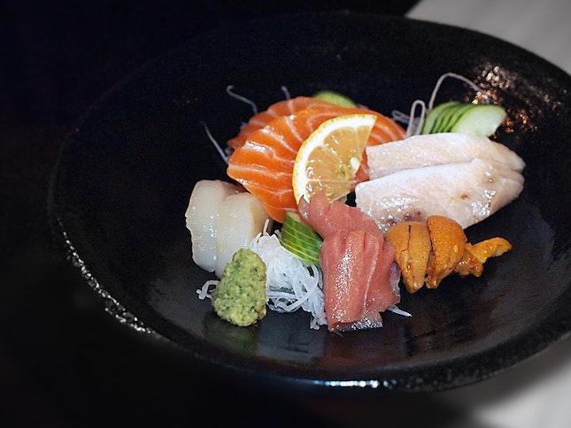 Assorted Sashimi $28