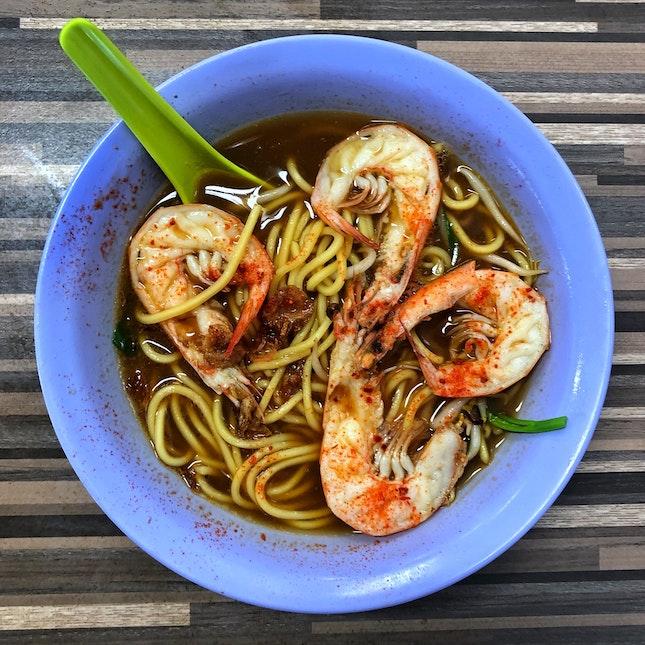 Prawn Noodles $5.8