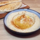 Hummus & Freshly Baked Pita $12