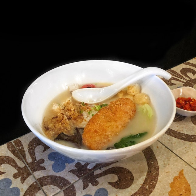 Fish Soup Like None Other $10