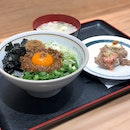Original Mazesoba Set Lunch $12