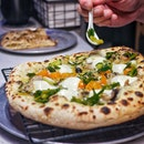 Pizza Vongole