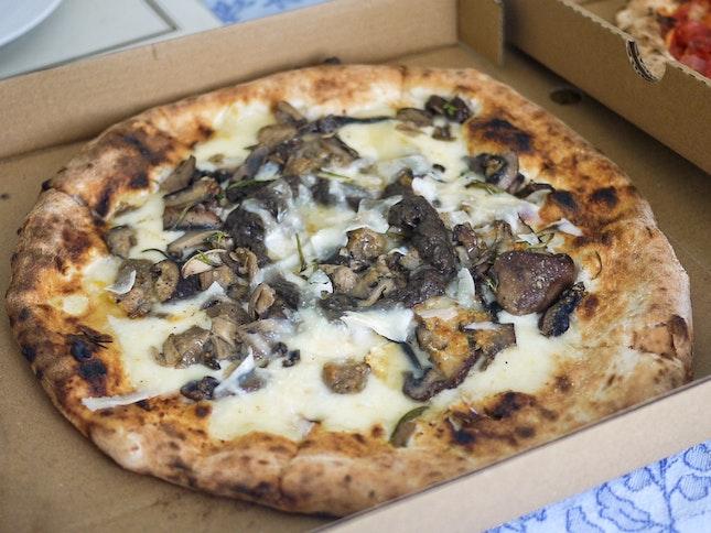 Mixed Mushrooms $26