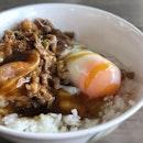 Sukiyaki Beef Short Plate Don w/ Onsen Egg $6.9