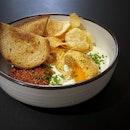 "LRC Breakfast ""Patatas Bravas"" $14"