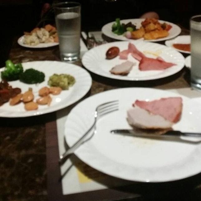 #brazillianbuffet #singapore #highend #foodporn #foodstag #culinary