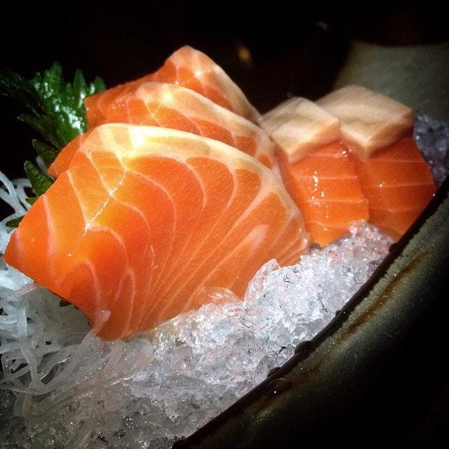 Sashimi Time!