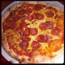#Salami #Pizza!