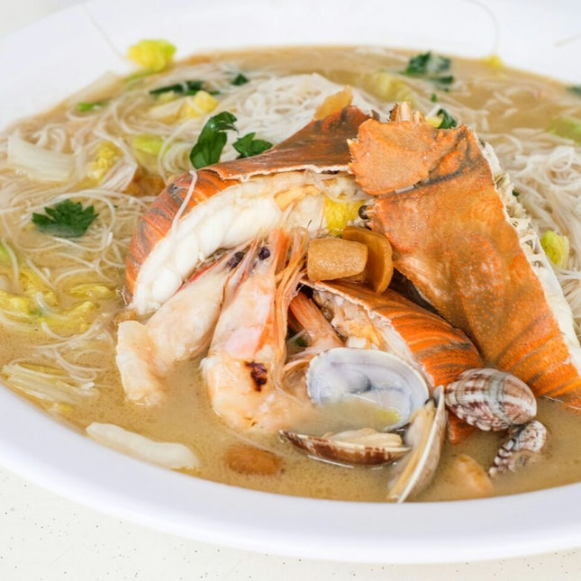 8 Seafood White Bee Hoon in Singapore That Foodies Love