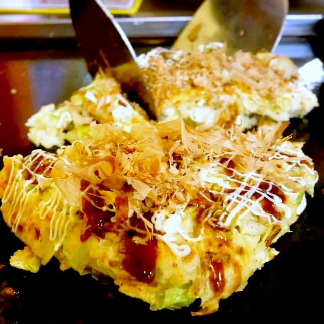 Cheap and Good Okonomiyaki from $10