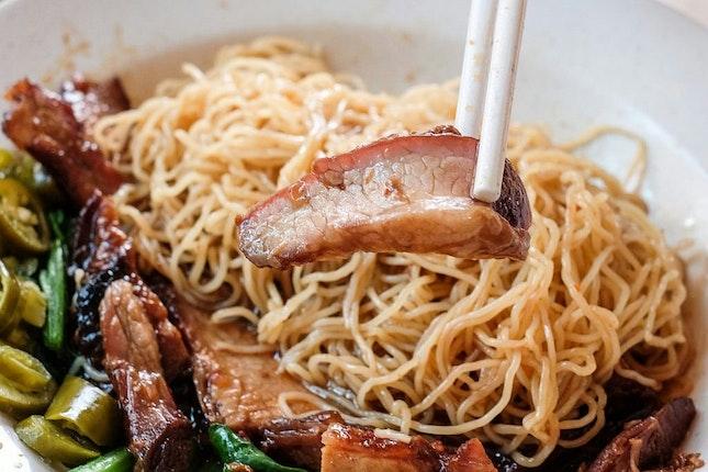17 Wanton Noodles in Singapore