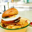 Interesting Burgers and Kampung Bowls in a Coffeeshop