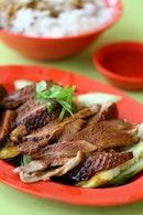 Ah Heng Duck Rice (Hong Lim Market & Food Centre)