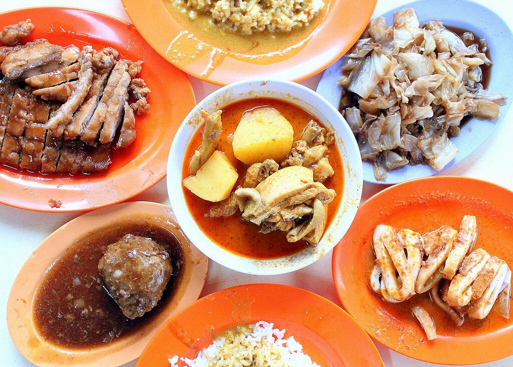 Feel The Fury With Singapore's 13 Best Hainanese Curry Rice