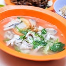 Ng Soon Kee Fish & Duck Porridge (Geylang East Centre Market & Food Corner)