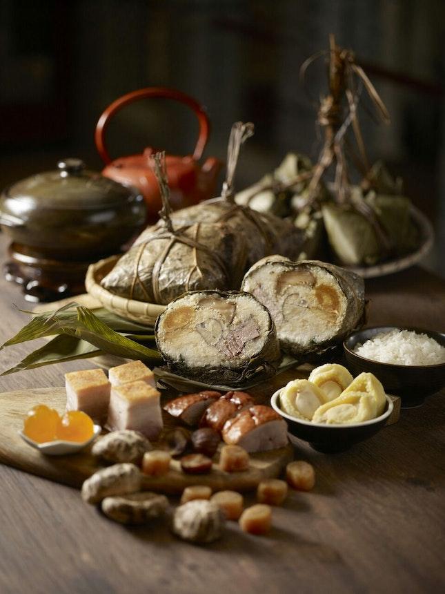 Crystal Jade – Introducing the Brand New Mala Rice Dumpling