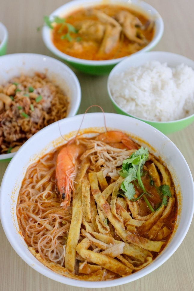 Avid Home Cook Dishes Out Sarawak Specials
