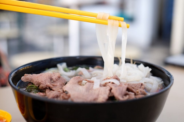 Authentic Pho at Affordable Prices
