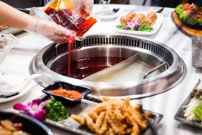 The NEWEST Hotpot Gem in Town