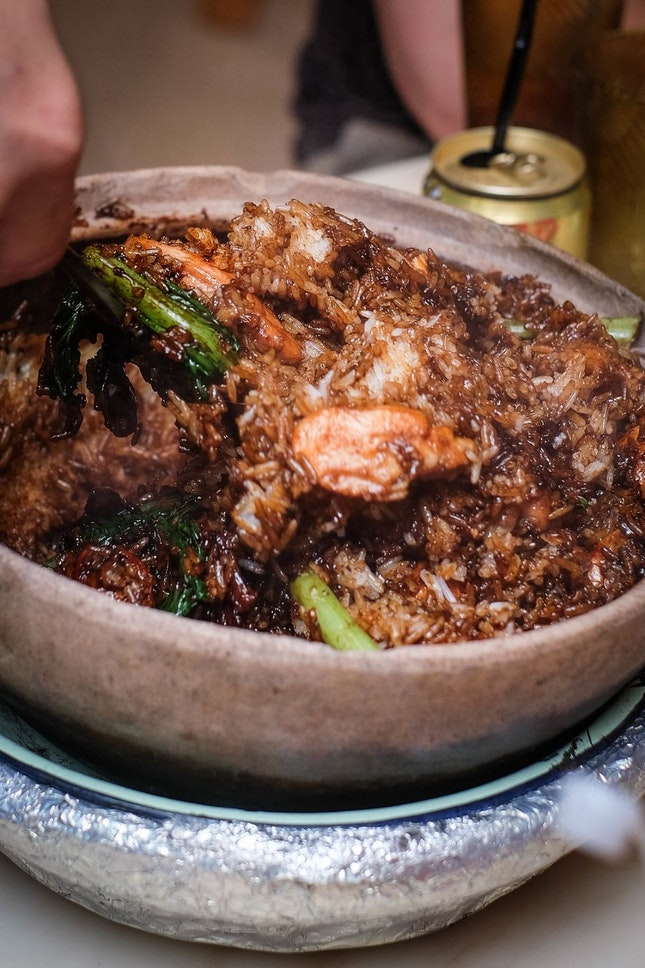Popular Claypot Rice in Geylang has Moved to Beach Road
