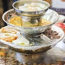4-Tier Pagoda Halal Steamboat Buffet