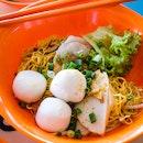 Li Na Fishball Noodle