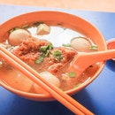 Famous Yong Tau Foo In People's Park