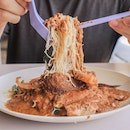 One Of The Best Satay Bee Hoon In Singapore