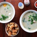 Only Early Birds Catch the Awesome Cantonese Porridge