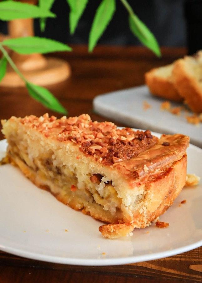 Old School Banana Pies and Life Changing Chocolate Tarts