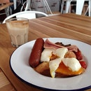 Grab a heavy breakfast before back to work.