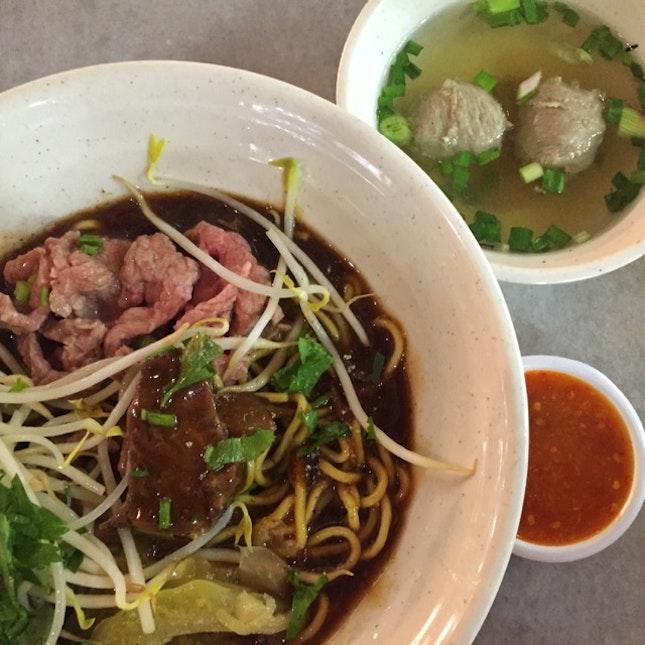 食神牛肉麵  Premium Beef Noodle
