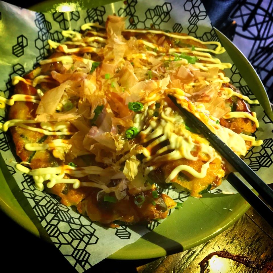 Okonomoyaki Pancake