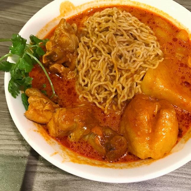 Kolo Curry Noodle