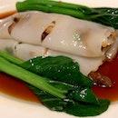 叉燒腸粉 Chasiu Rice Roll