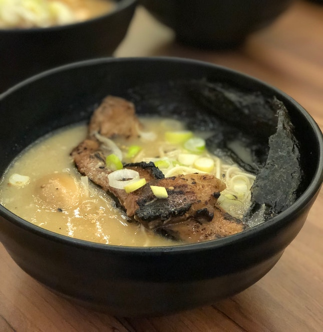 Beer Belly Ramen ($19.90)