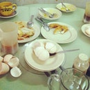 After a #run~ #breakfast wif #sista ^_^