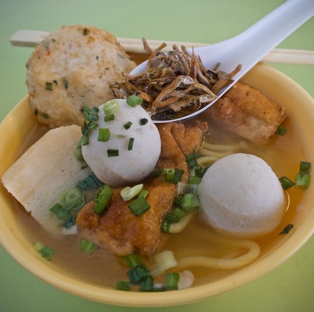 Best Eats At Chinatown Complex