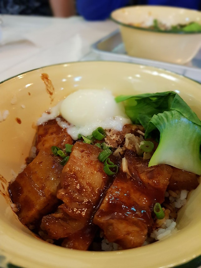 Sweet & Spicy Pork Belly