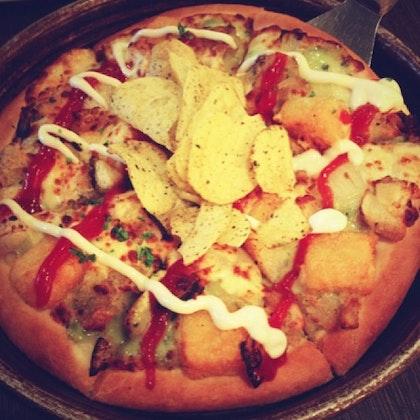 Pizza Hut Burpple 1 Reviews Indonesia