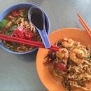 Penang Laksa And Char Koay Teow