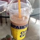 Paik's Original Iced Coffee