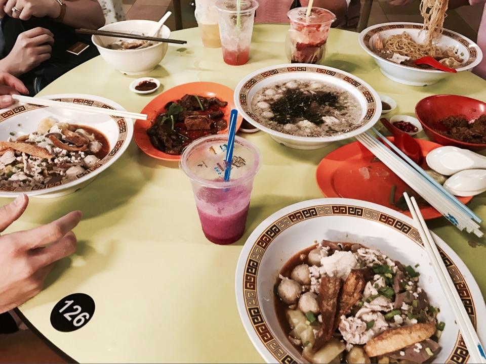 Tai Wah Bak Chor Mee