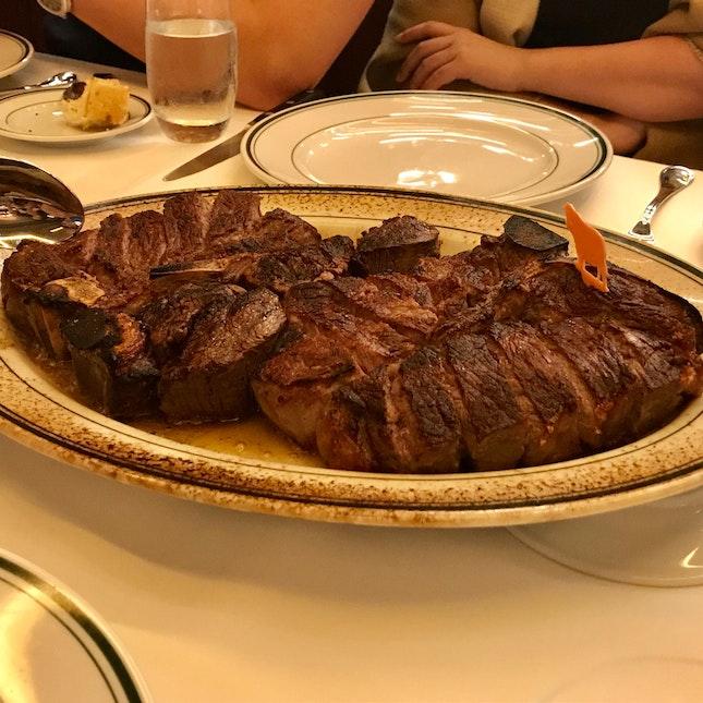 Porterhouse Steak For 4