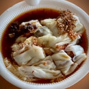 Chee Cheong Fun (BBQ Pork)