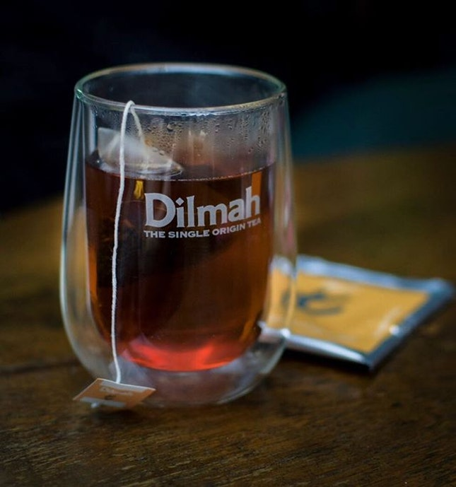 3rd stop of our Dilmah Tea Trail with Burpple today at Jiu Zhuang.