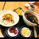 lunchtime specials: soba set